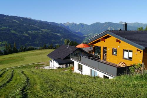 Austrian Alpine Apartments - Apartment mit 2 Schlafzimmern (4-5 Erwachsene)