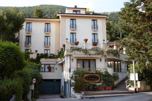 Hotel Ristorante Le Terrazze Sul Gargano San Giovanni Rotondo in Italy
