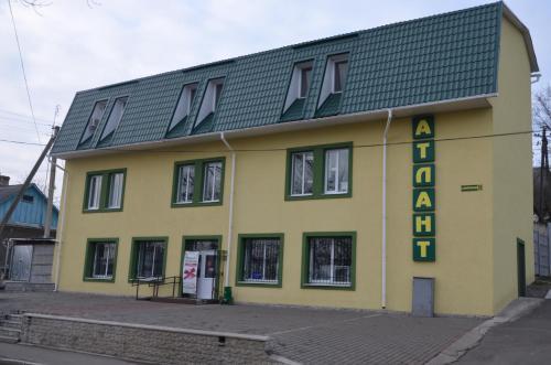 Atlant Hotel, Ostroh