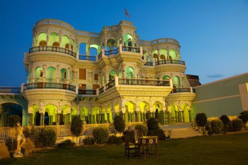 Hotel Malji Ka Kamra front view