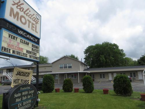 Holiday Motel Hotel Prairie Du Chien