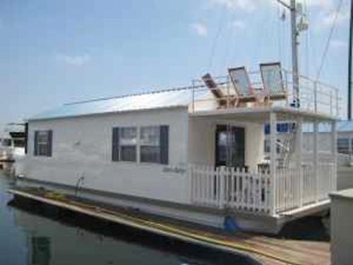 Gemini Houseboat