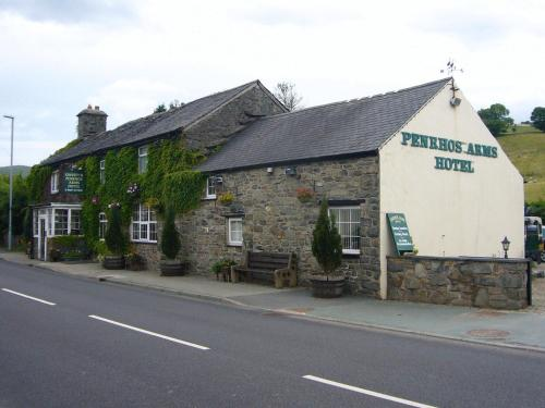 Penrhos Arms, The,Machynlleth