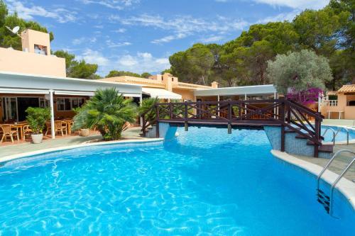 Отель Apartamentos Ses Eufabietes 0 звёзд Испания