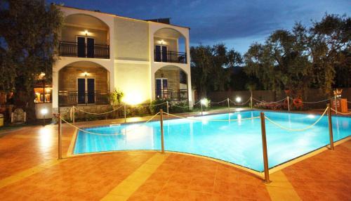 Отель Villa Elia 0 звёзд Греция