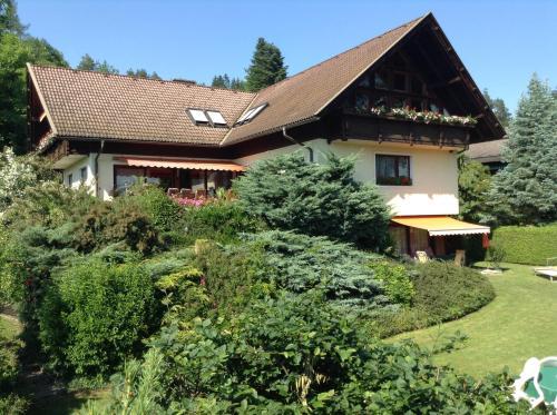 Ferienwohnungen Salmen - Standard Apartment mit Seeblick