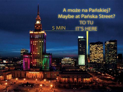 Отель A może na Pańskiej? 0 звёзд Польша