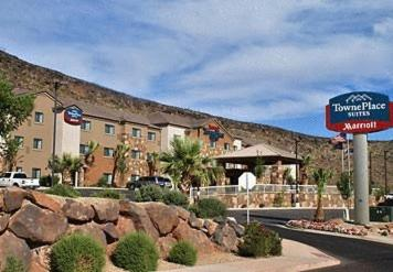 Photo of TownePlace Suites St. George Hotel Bed and Breakfast Accommodation in St. George Utah