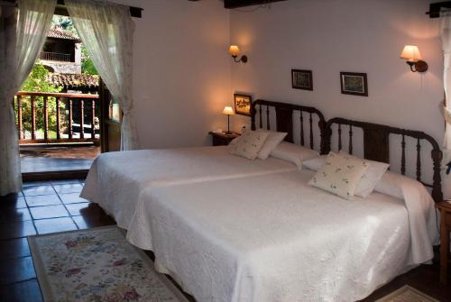Habitación Doble Superior con terraza - 1 o 2 camas   - No reembolsable Posada San Pelayo 2