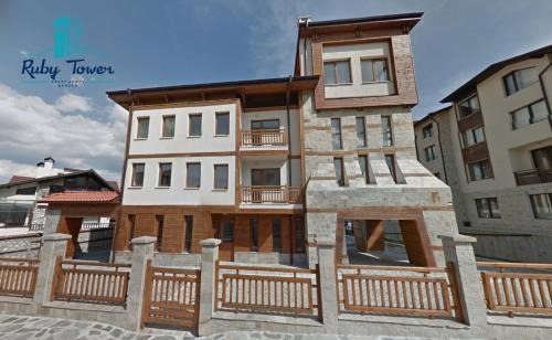 Отель Ruby Tower Apartments 3 звезды Болгария