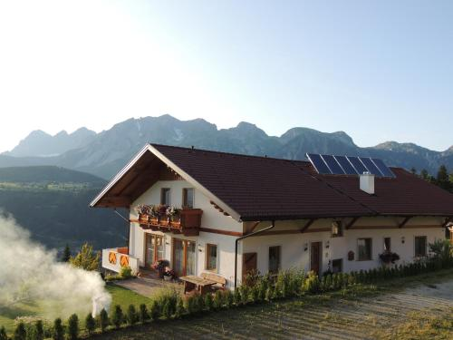 Haus Weitblick - Apartment mit 2 Schlafzimmern und Terrasse