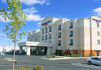 Photo of SpringHill Suites Billings Bed and Breakfast Hotel Accommodation in Billings Montana