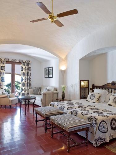 Junior Suite with Spa Access Hostal de la Gavina GL 1