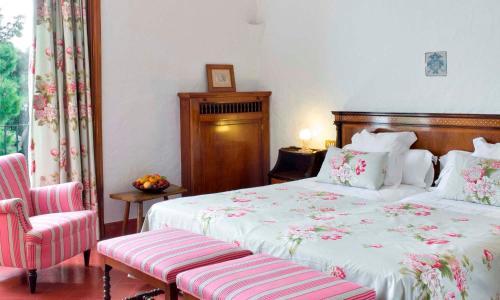 Habitación Doble clásica con acceso al spa   Hostal de la Gavina GL 3