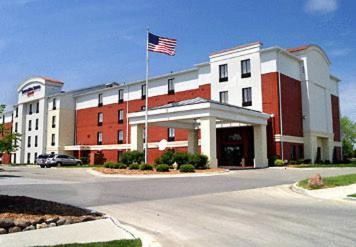 Photo of SpringHill Suites Des Moines West Hotel Bed and Breakfast Accommodation in West Des Moines Iowa