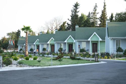 Qafqaz Sahil Hotel front view