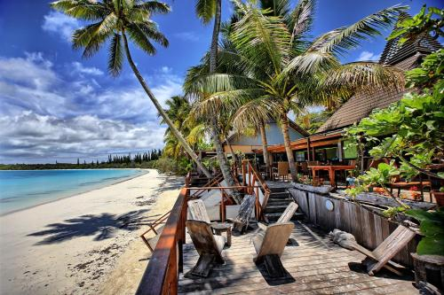 beach weather in isle of pines new caledonia in october. Black Bedroom Furniture Sets. Home Design Ideas
