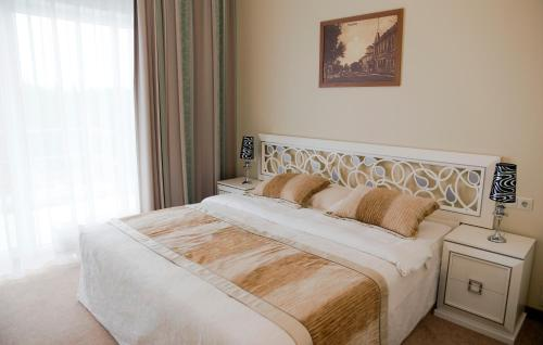 Standard Doppelzimmer mit Spa-Zugang (Standard Double Room with Spa Access)