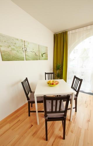 hotel apartement freiburg stadtmitte deutschland preis fotos bewertungen adresse. Black Bedroom Furniture Sets. Home Design Ideas