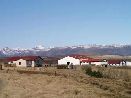 Þóroddsstaðir Guesthouse