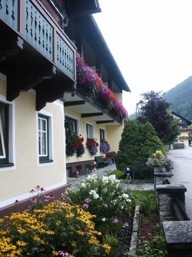 Peterwirt - Apartment mit 1 Schlafzimmer und Balkon