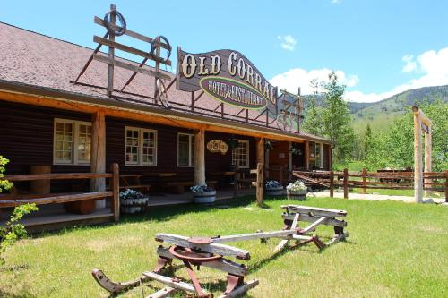 Old Corral Hotel & Steakhouse