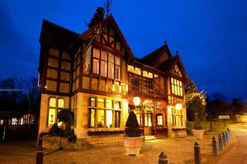 The Five Arrows Hotel