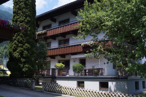 Отель Appartement Gästehaus Aloisia 0 звёзд Австрия