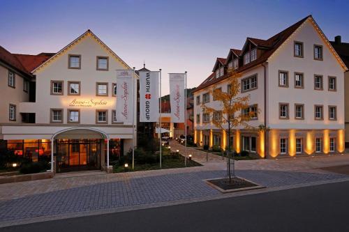 Hotel-Restaurant Anne-Sophie front view