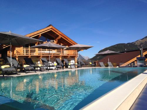 St Peter Hotel Chalets Seefeld Tirol