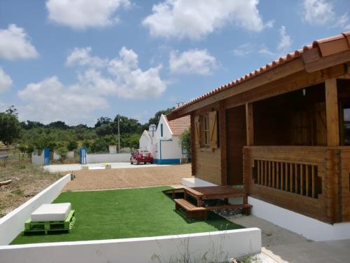 Отель Casa da Eira - Santiago do Cacem 0 звёзд Португалия