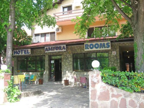Hotel Amfora front view