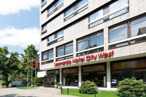 Leonardo Hotel Berlin City West photo 20