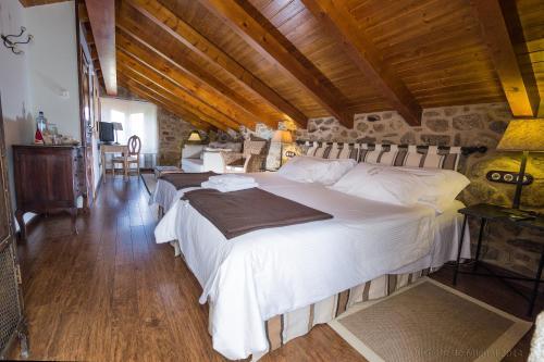 Suite - Uso individual Hotel Rustico Lugar Do Cotariño 4