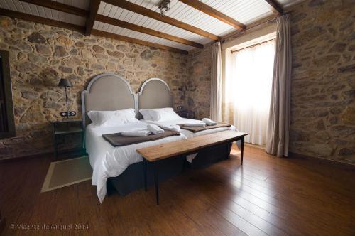 Habitación Doble - 1 o 2 camas - Uso individual Hotel Rustico Lugar Do Cotariño 6