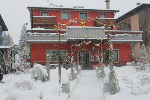 Отель Jolly Residence 3 звезды Италия