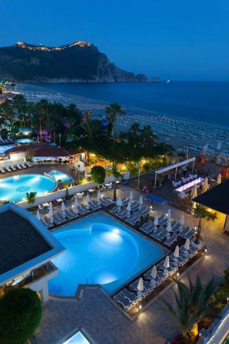 Xperia Saray Beach Hotel, Alanya
