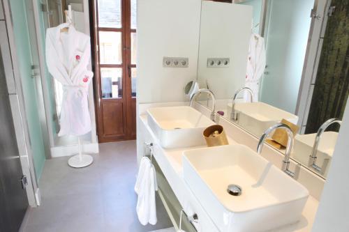 Habitación Doble Superior Hotel Las Treixas 4
