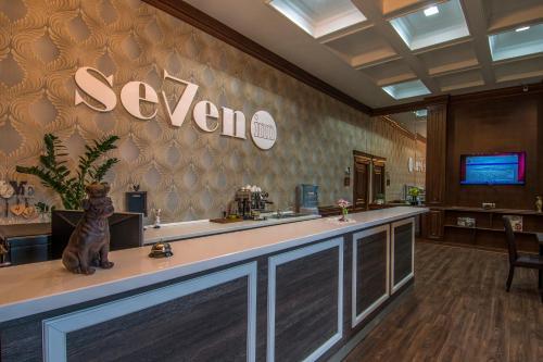 Seven Inn Boutique Hotel, Astana