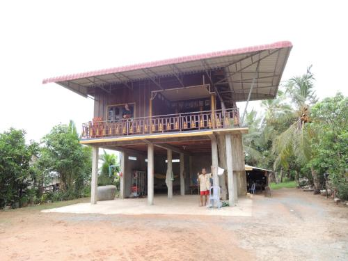 Hong Run Homestay front view