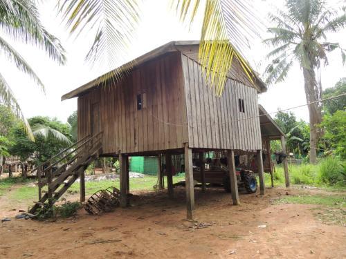 Ros Khim Homestay, Châmbák Dângkôm