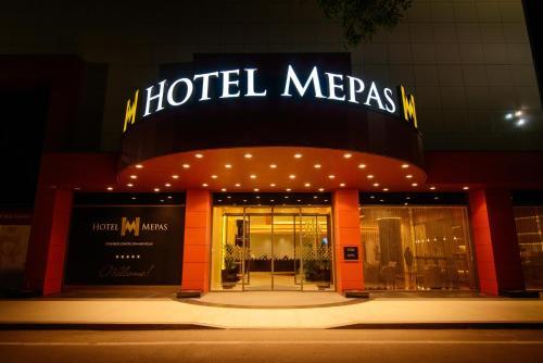 Отель Hotel Mepas