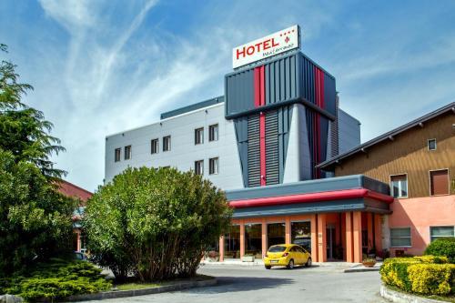 4 starts hotel in Livorno