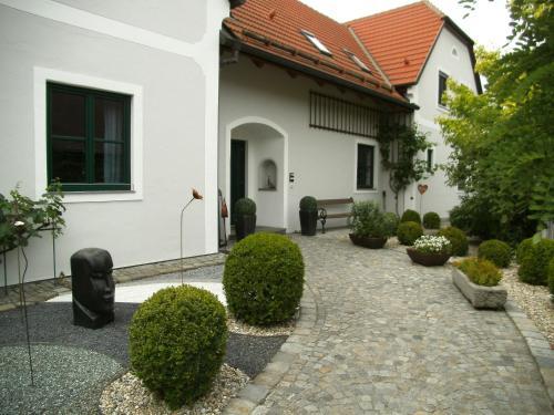 Landhaus Rossatz - Apartment mit 1 Schlafzimmer