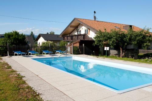 Гостиницы Австрии с бассейном
