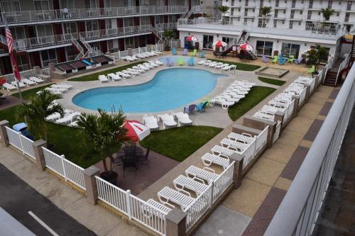 Hershey Motel Hotel Seaside Heights