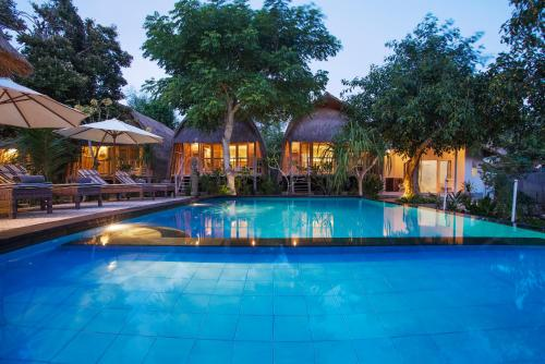 Отель Komodo Garden 3 звезды Индонезия