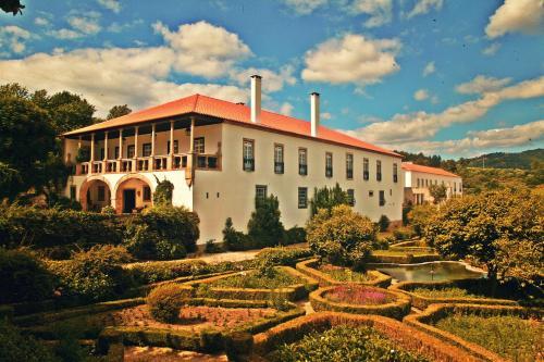 Отель Hotel Rural Casa dos Viscondes da Varzea 4 звезды Португалия