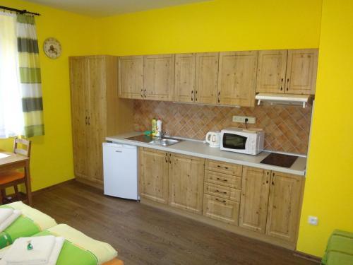 Ubytování a apartmány Slunícko