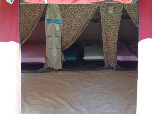 Tent in Camping Terme Catez
